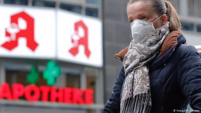 В Германии завершилась третья волна коронавируса