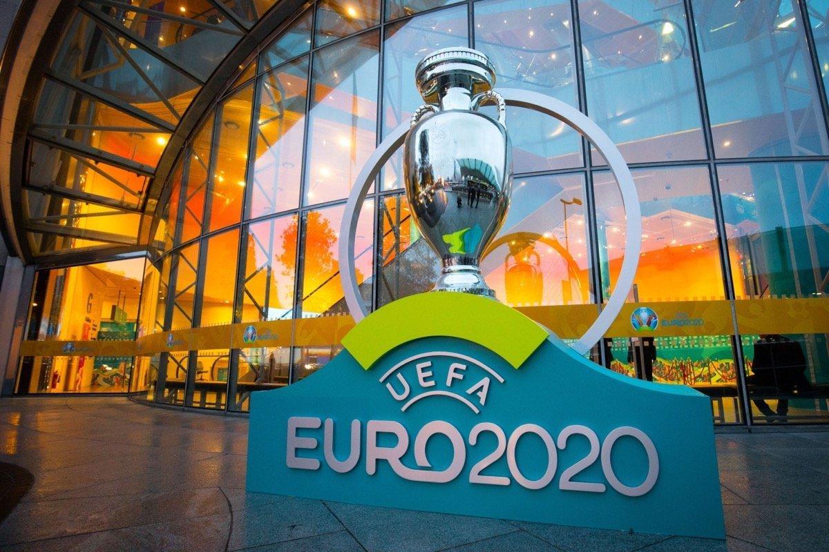 «Газпром» – официальный спонсор Евро-2020