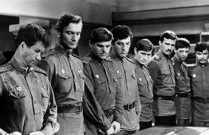 Любимый фильм россиян о войне