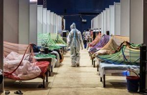 В Индии на фоне пандемии началось массовое заражение людей грибковой инфекцией