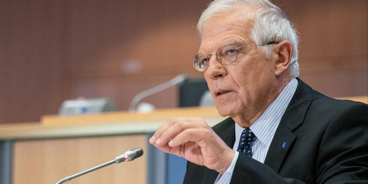 Боррель: отношения ЕС с США улучшаются, с РФ – ухудшаются