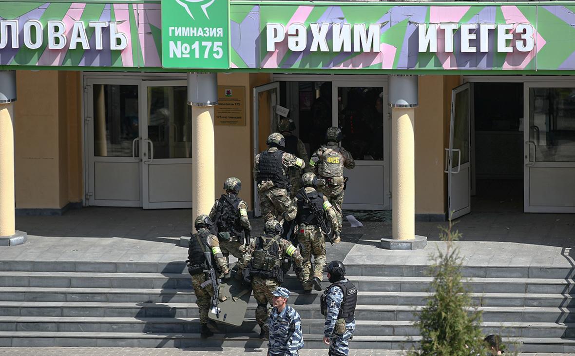 После стрельбы в школе Казани в больницы доставлен 21 пострадавший