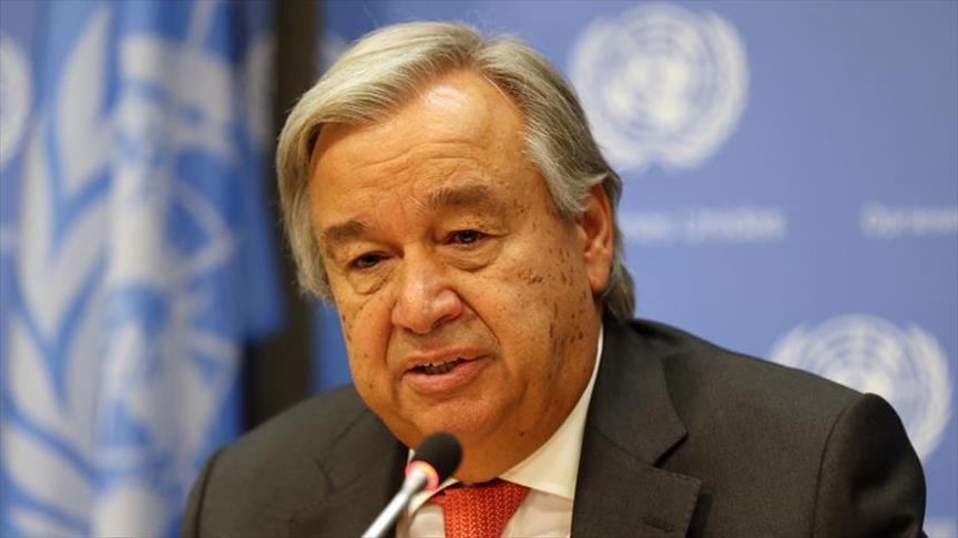 Генсек ООН прокомментировал стрельбу в школе Казани