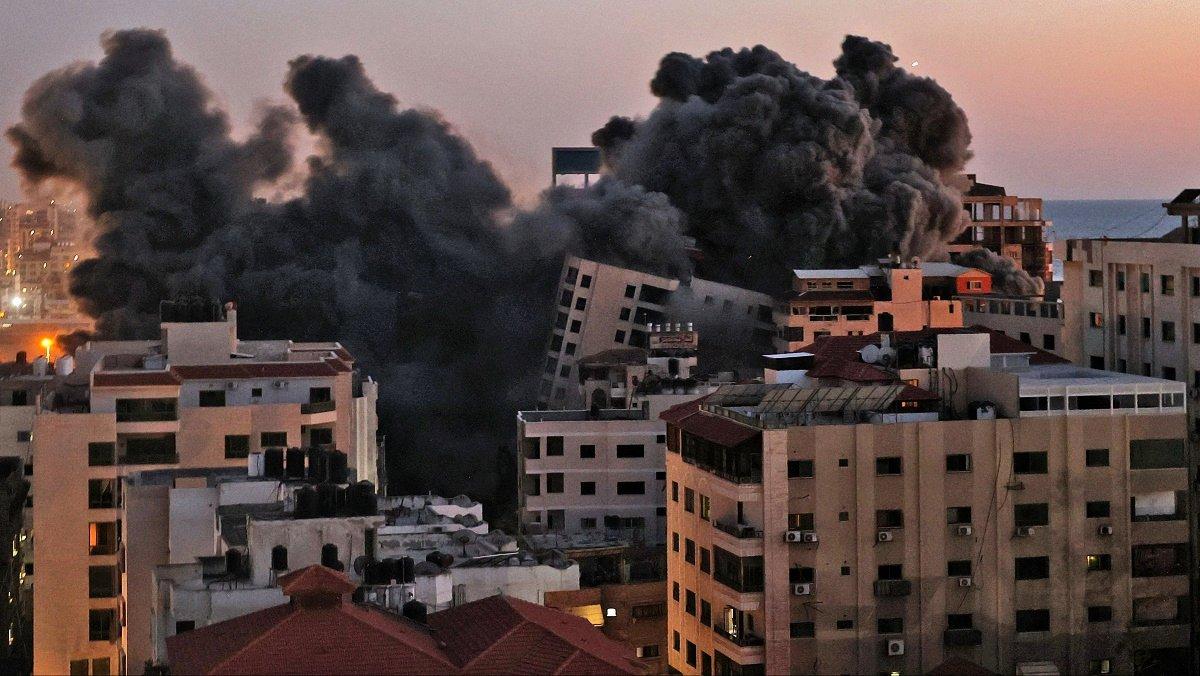 Ливан отправил в сторону Израиля три ракеты