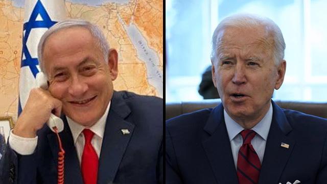 Нетаньяху переговорил с Байденом