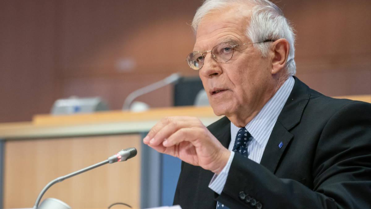 Боррель: ЕС считает обвинения РФ в недружественных действиях необоснованными