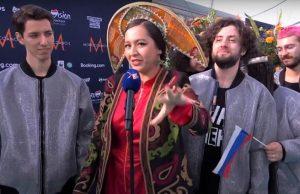 В Роттердаме стартовал музыкальный конкурс «Евровидение»