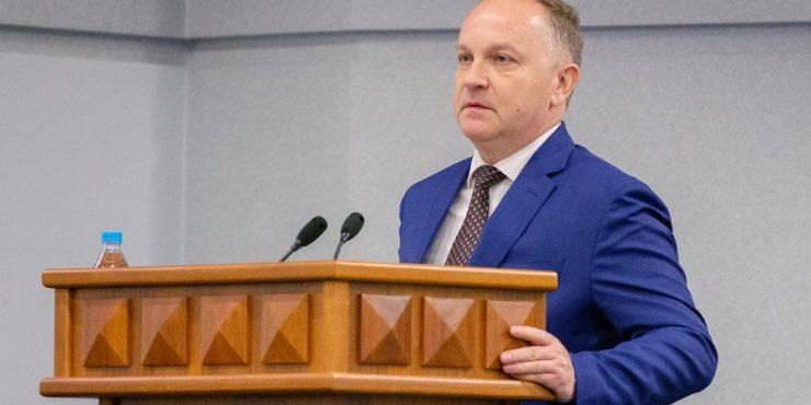 Мэр Владивостока подал в отставку
