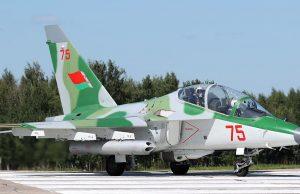 В Беларуси потерпел крушения военный самолет