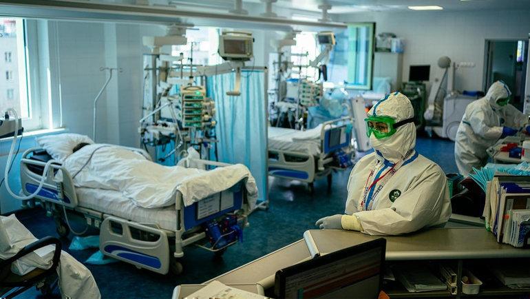 В РФ за сутки выявили свыше 9 тыс. больных коронавирусом
