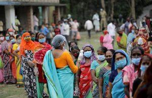 ВОЗ включила индийских штамм коронавируса в список самых опасных патогенов