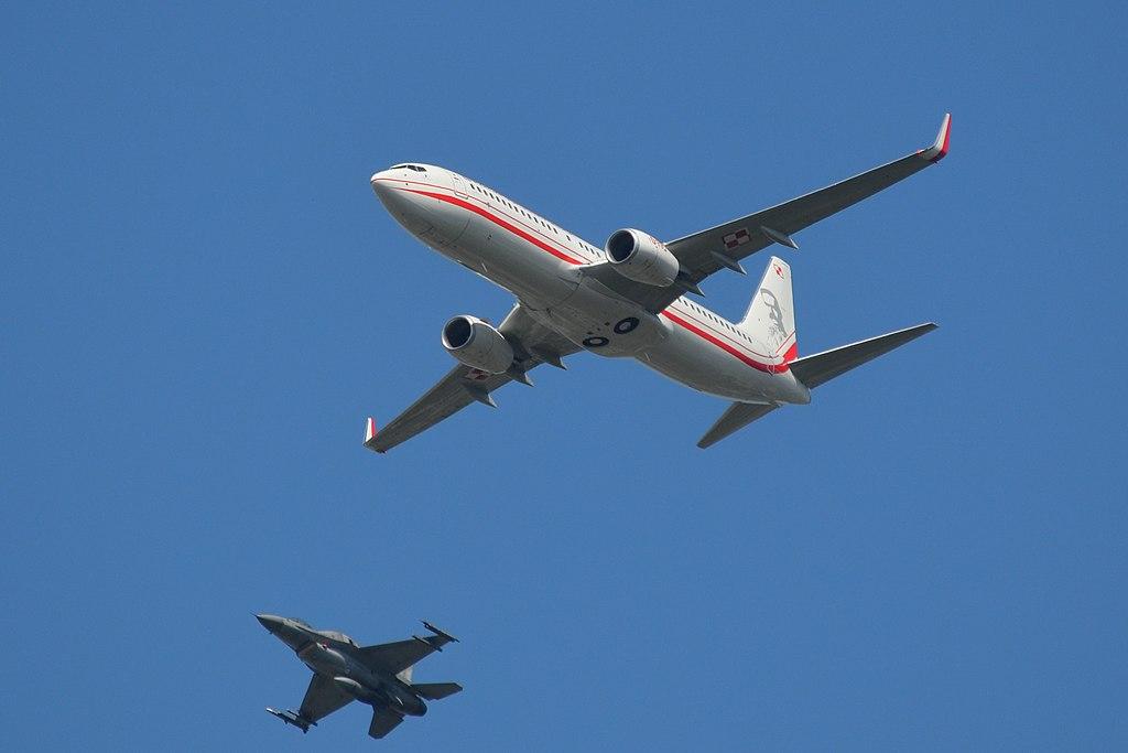 Польша прокомментировала информацию о захвате ее самолета