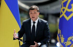 Глава украинского МИД озвучил условия для встречи Зеленского с Путиным