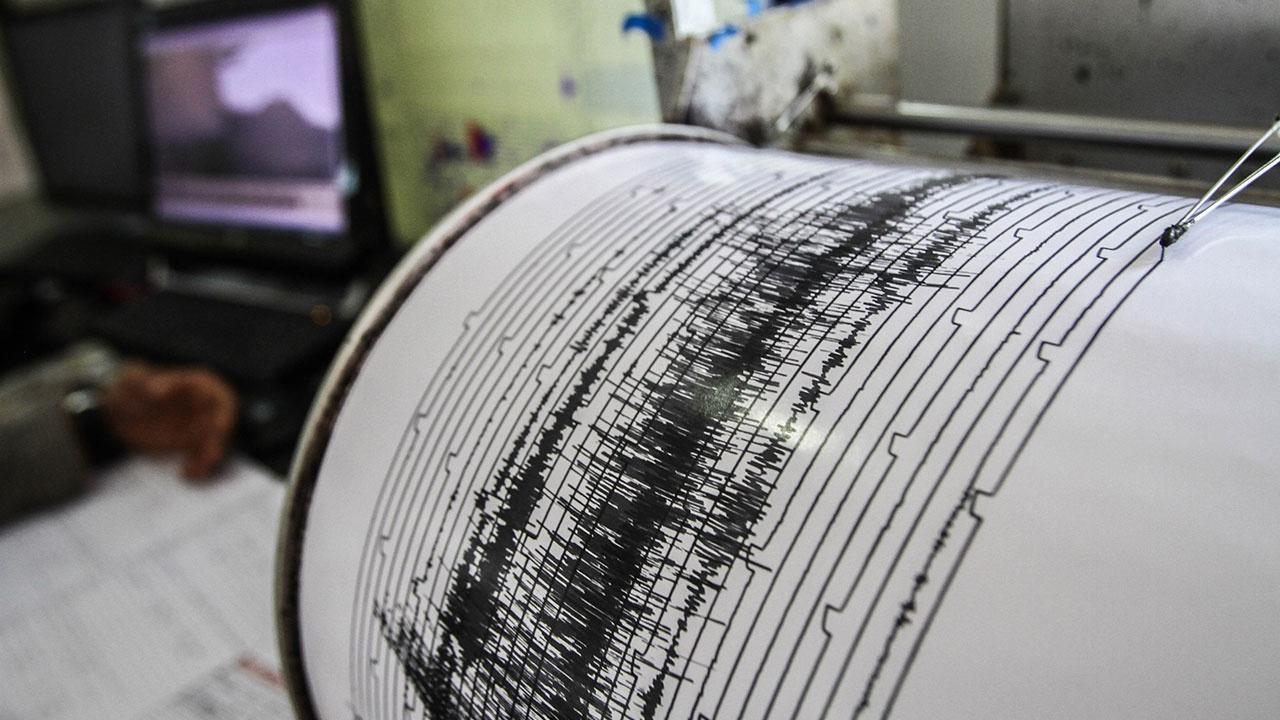 В Китае произошло землетрясение магнитудой в 7,4 баллов