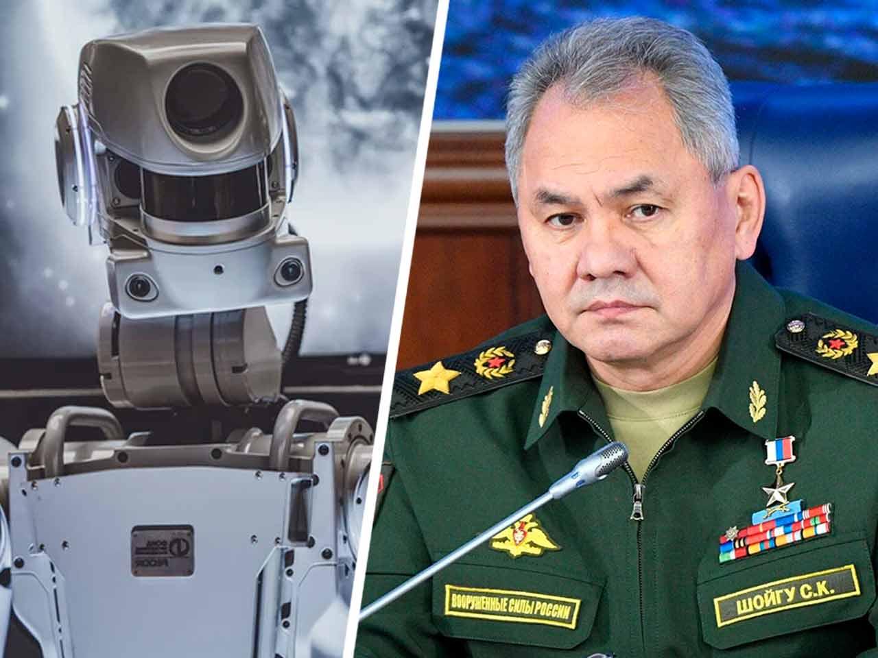 В России стартовал серийный выпуск боевых роботов