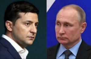 Путин готов обсуждать с Зеленским Крым, но в контексте пограничного сотрудничества