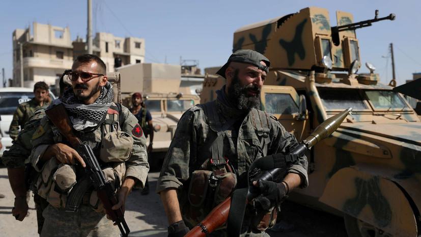В Сирии готовят провокации с использованием химического оружия