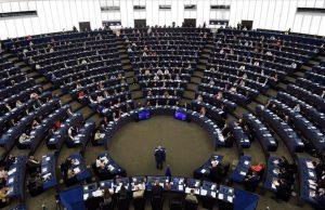 Европарламент призвал прекратить авиасообщение с Беларусью