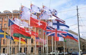 В Риге на ЧМ по хоккею сняли российский флаг