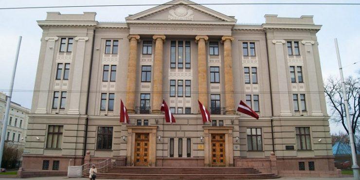 Латвия высылает всех официальных представителей Белоруссии из страны