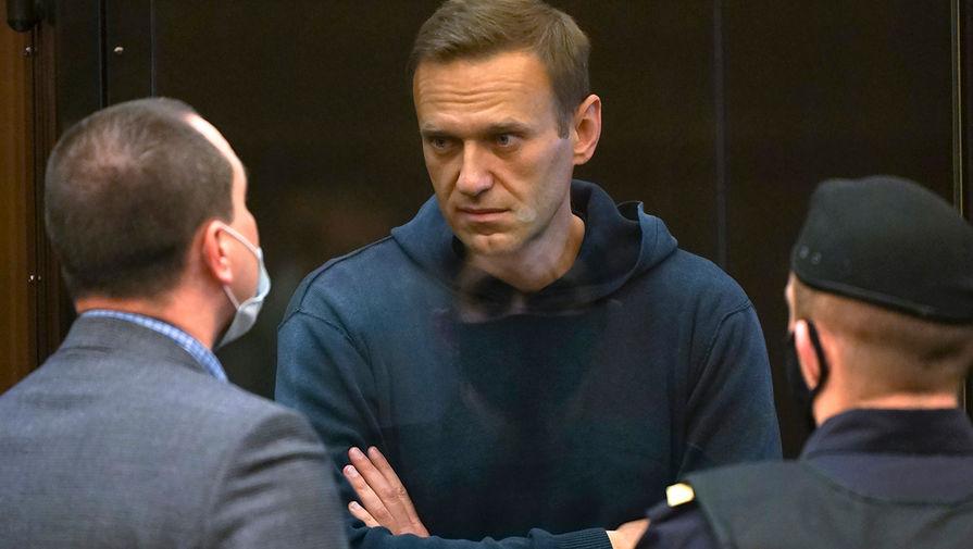 В отношение Навального открыли дело об оскорблении судьи