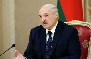 Лукашенко: сигнал о минировании самолета пришел со Швейцарии