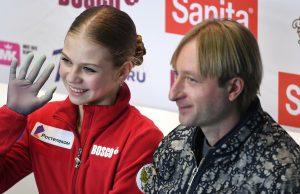 Плющенко прекращает сотрудничество с Трусовой