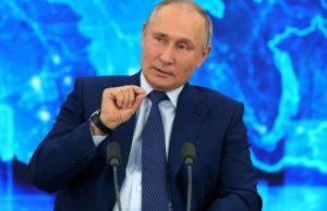 Путин: вводить обязательную вакцинацию против коронавируса нельзя