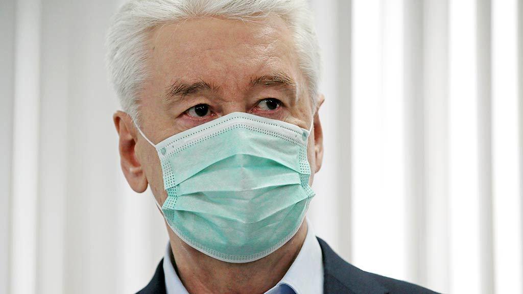 Мэр Москвы предложил организовать в ресторанах места только для вакцинированных