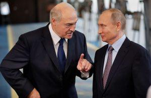 Кремль обнародовал темы предстоящих переговоров Лукашенко и Путина