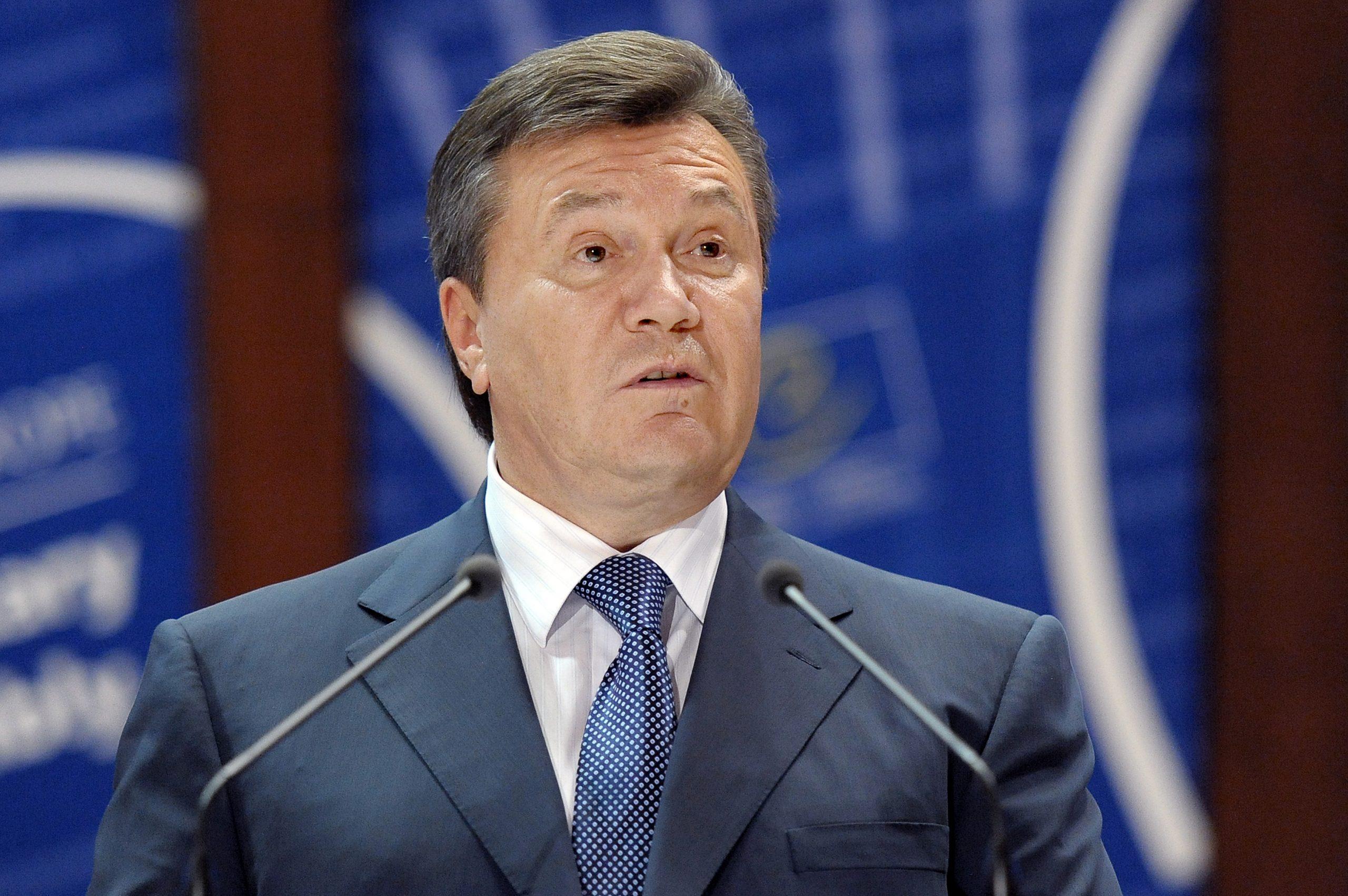 Украина намеренна запросить у России экстрадицию Януковича