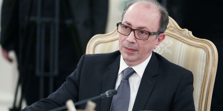 Министр иностранных дел Армении подал в отставку