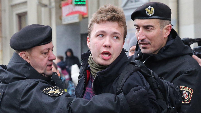 Адвокат встретилась с арестованным Протасевичем и рассказала о его состоянии