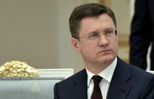 Новак: российский газ, пускаемый по «Северному потоку» в четыре раза чище американского