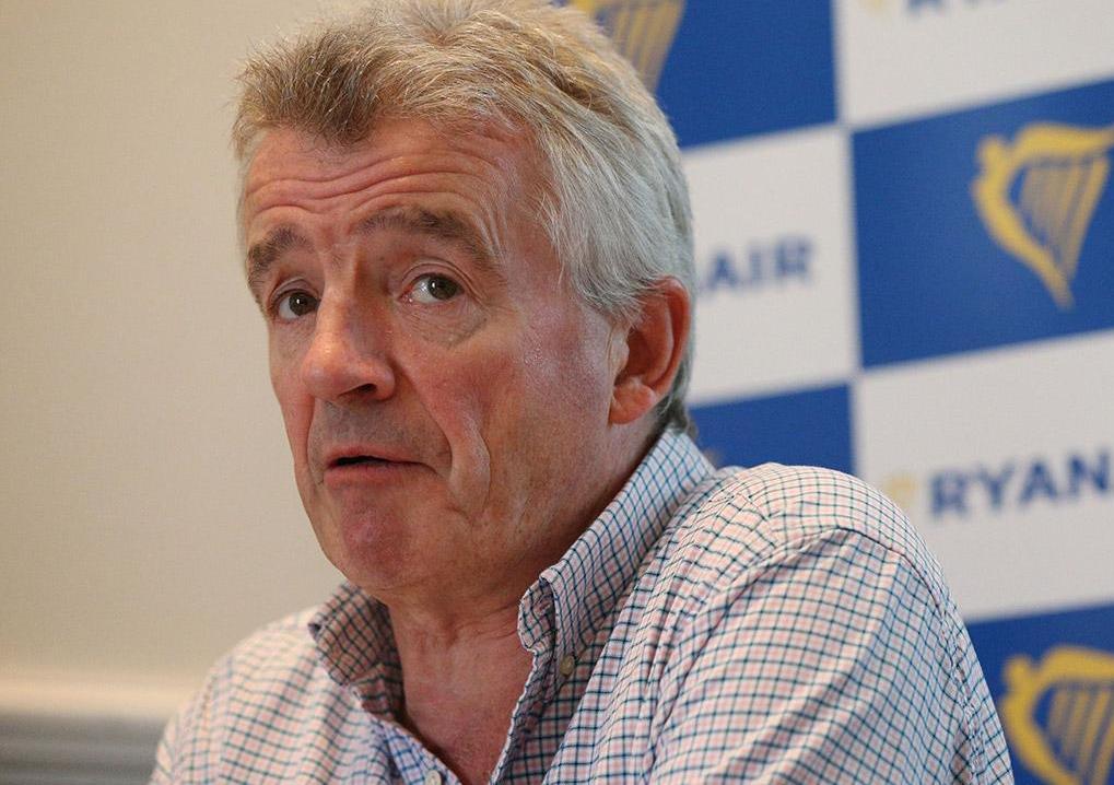 Глава Ryanair обвинил белорусское правительство во лжи