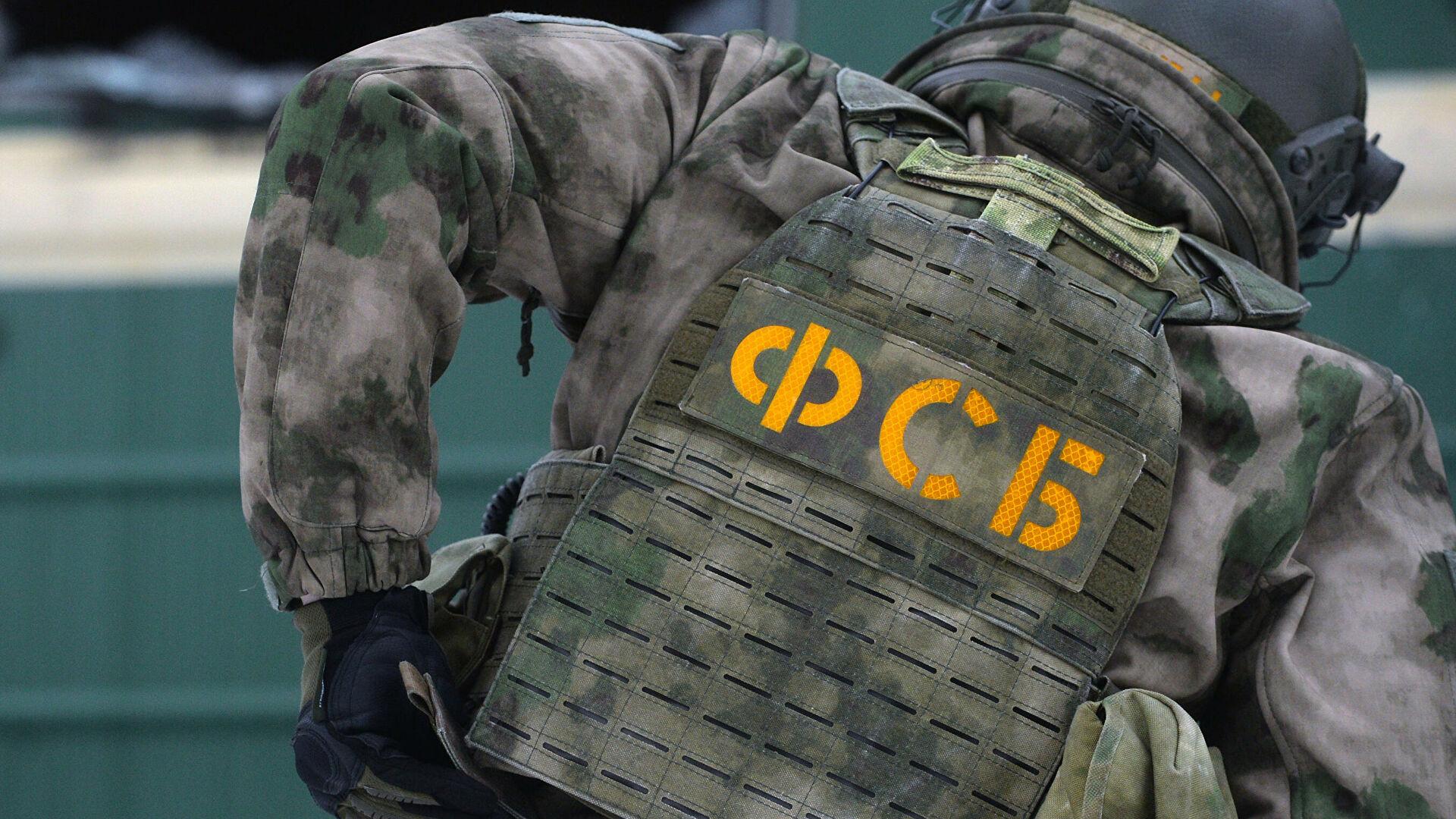 В Саратове ФСБ задержала несколько участников украинской радикальной группировки