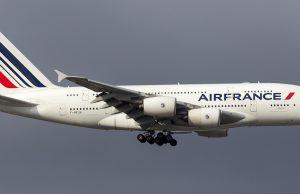 Авиарейс Париж-Москва возобновили после трехдневного перерыва