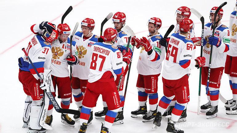 Российская сборная по хоккею обыграла швейцарцев и вновь стала чемпионом