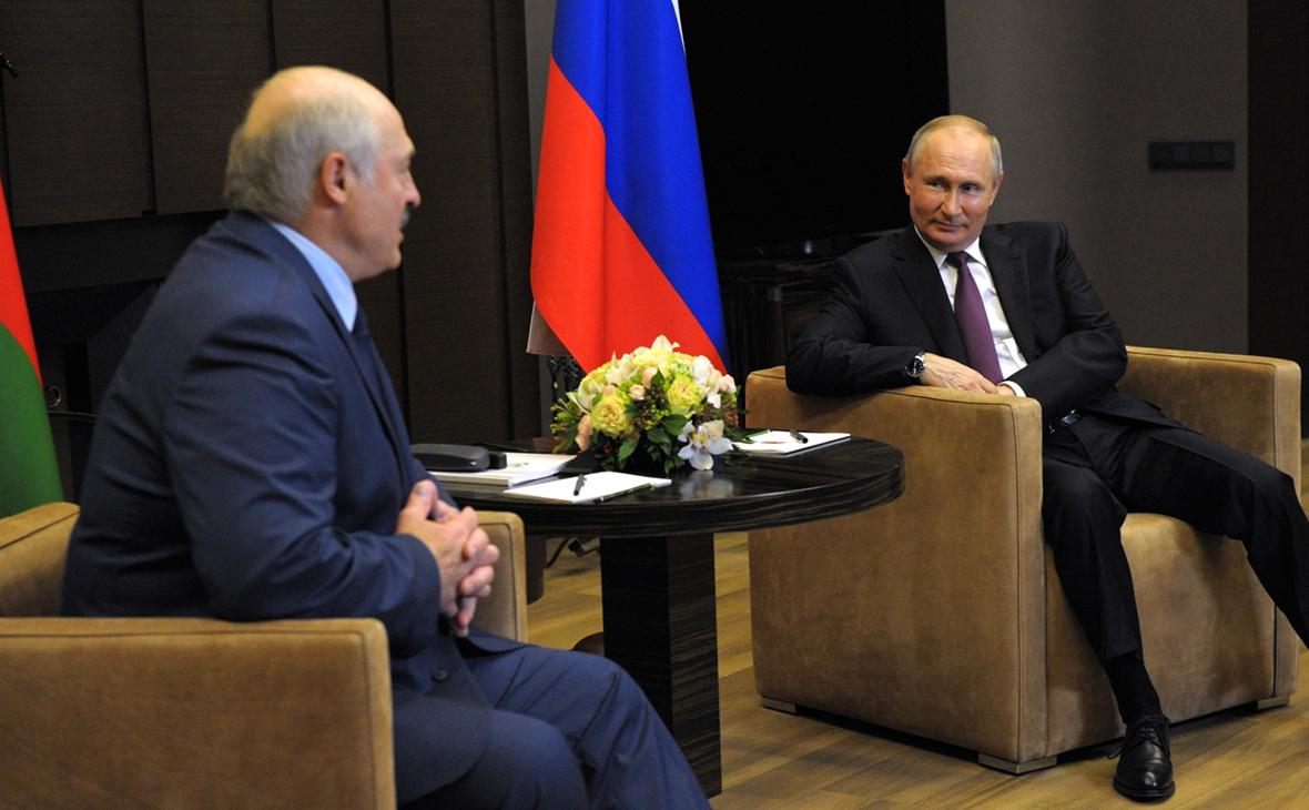 Главы Беларуси и России договорились о втором транше кредита и новых рейсах «Белавиа»