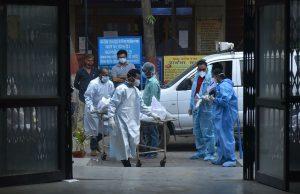 В Индии скончался пациент, у которого обнаружили три типа грибка