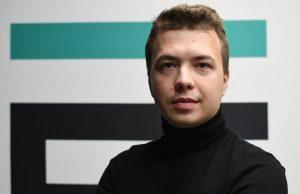 ЕП предложил вывесить фото Романа Протасевича в аэропортах ЕС