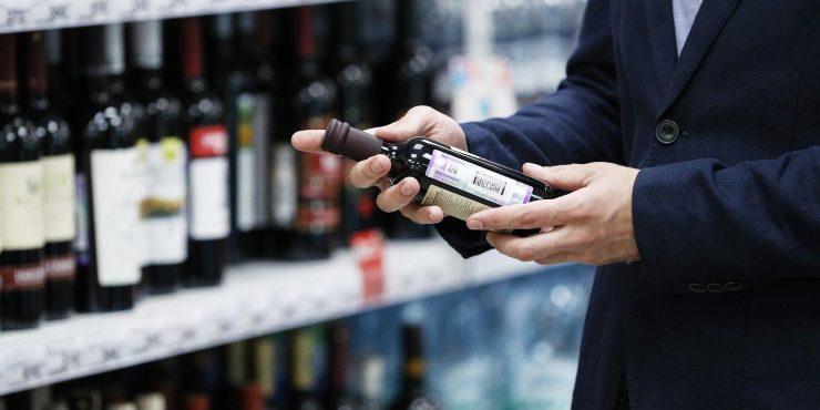 В России могут ввести норму алкоголя для покупки в одни руки