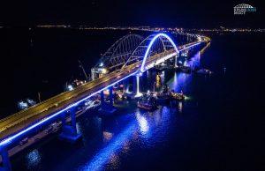 Крымский мост – лучший в Европе