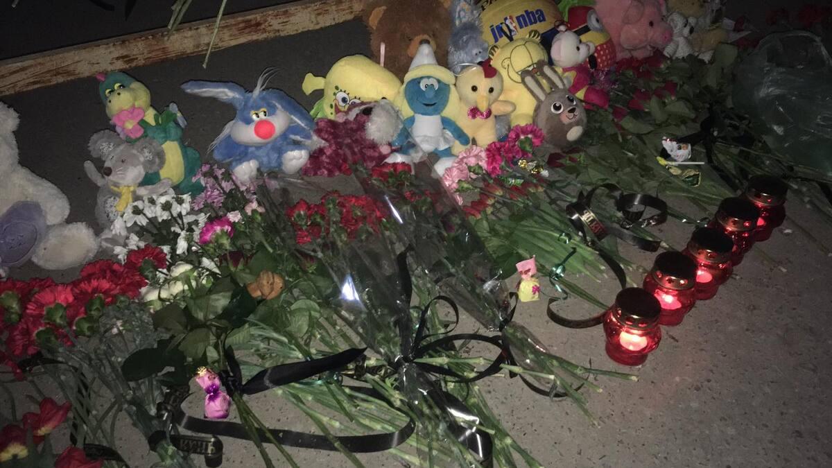 В Волгограде попрощались с детьми погибшими в ДТП на Ставрополье