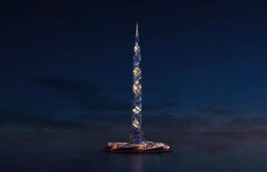 В Санкт-Петербурге построят небоскреб от «Газпром»