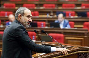 Парламент не проголосовал за избрание Пашиняна премьер-министром