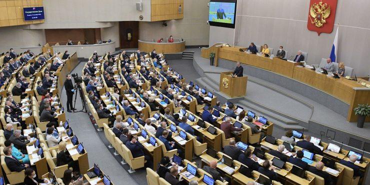 В Госдуму запрещается избираться причастным к экстремистским организациям