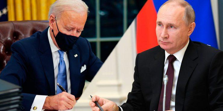 Байден рассчитывает встретиться с Путиным в Европе в июне