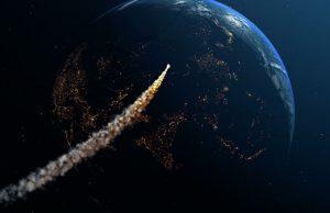 На Землю может упасть неконтролируемая китайская ракета