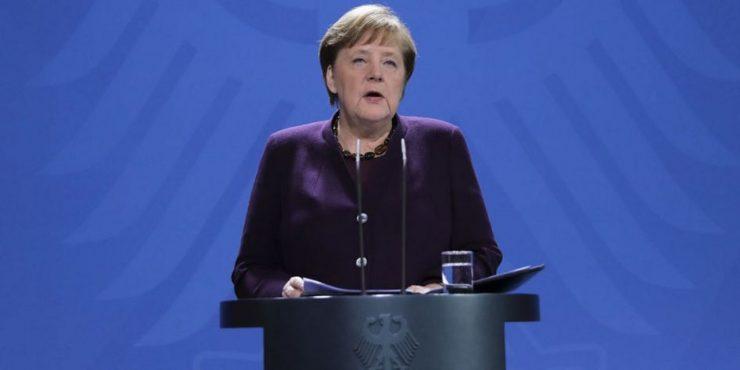 Меркель: в мире поменялся баланс сил из-за России